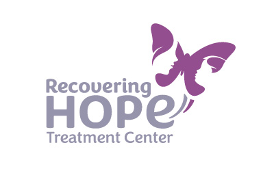 Recovering Hope Treatment Center logo design by infuze creative
